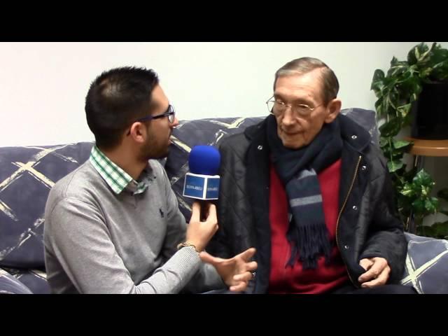 Vídeo Entrevista a Zoco para el Diario Bernabéu