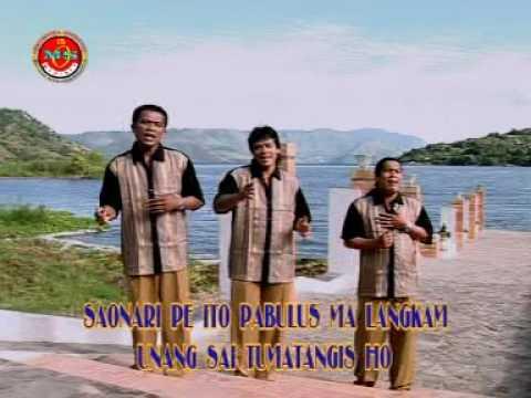 Trio Santana - Au Do Na Manghilala (Official Lyric Video)