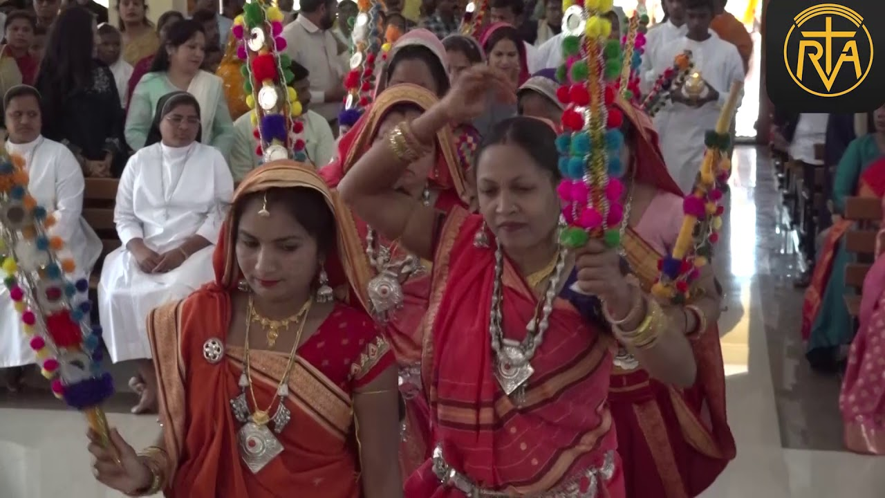 Aadiwasi Dance Golden Jubilee Celebration of RVA | RVA Hindi
