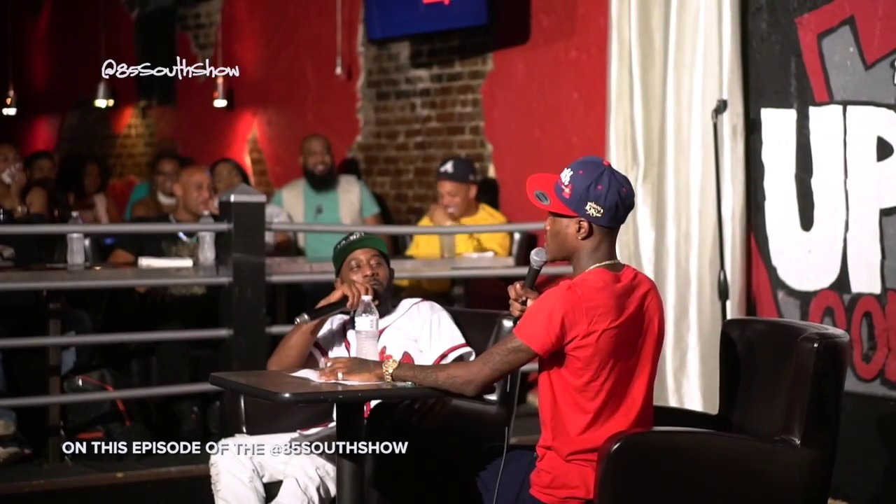 The King Of The South Roast Session w/ D.C. Young Fly ...