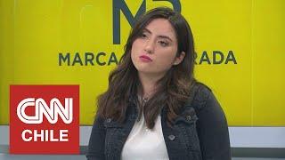"""Estudiante agredida en la U. de Chile: """"Hay gente de derecha en JGM y no lo dicen por miedo"""""""