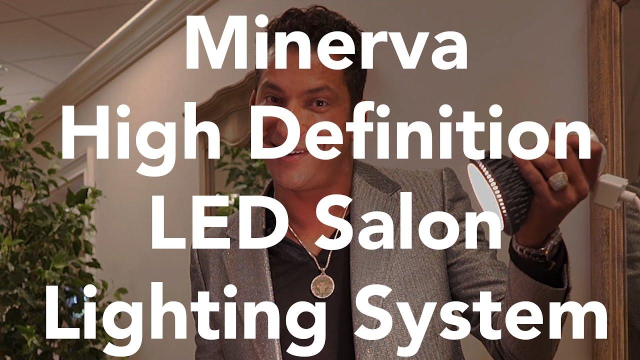 beauty salon lighting. Minerva High Definition LED Salon Lighting System | Beauty Y