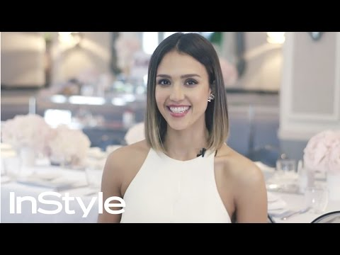 Jessica Alba Reveals Her Skincare Secrets | InStyle