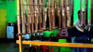 Rambu Performance (Solo Angklung) Gundul Pacul