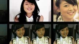 JKT48 - Heavy Rotation (Slideshow with my oshi-Melody-Shania-Stella-Nabilah-Cleo-Jeje)