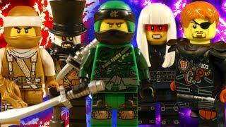 LEGO NINJAGO HUNTED PART 1 - 4