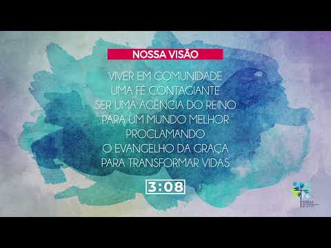 CULTO DOMINICAL - 19/07/2020