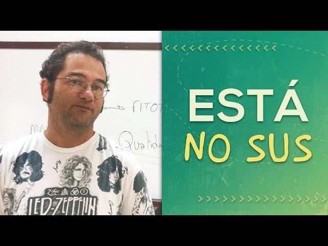 FARMÁCIA VIVA E FITOTERÁPICOS // Professor André Gonzaga dos Santos // PorQueNão?