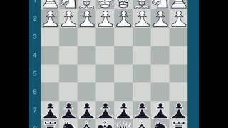 Fritz 12 vs Chessmaster game 1