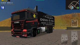 Grand truck simulator - skin para scania como colocar skin no jogo