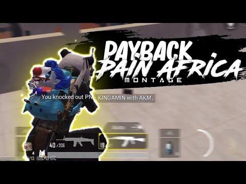 Payback⚡   Pain Africa Montage   Something Different ⚡