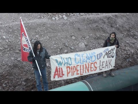 Texas Pipeline Bill Criminalizes Water Protectors
