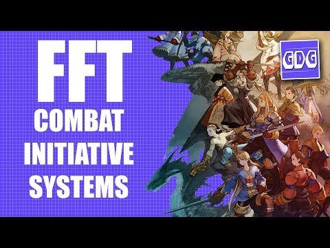 Final Fantasy Tactics & Combat Initiative Systems | Game Design Guide