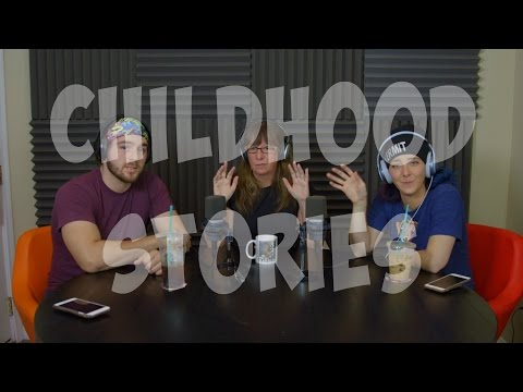 Podcast #68 - Childhood Stories with Jenna's Mom