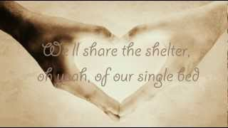 Is This Love [Lyrics)- Adam Lambert (Bob Marley Cover)