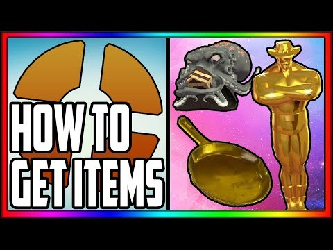 Team Fortress 2 - How To Get Weapons & Items Fast 2018 Tutorial