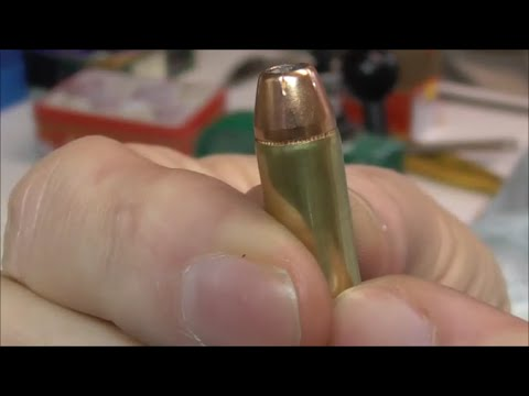 Reloading Basics - Bullet Seating/Crimping