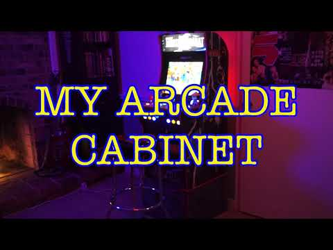 My Arcade Cabinet (Arcade1UP MODS) from Silveira