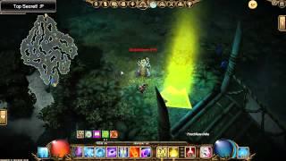 DSO Drakensang Online R 155 - Skillsystem Zirkelmagier Gameplay Lor´Tac