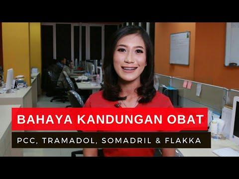 Bahaya Di Balik PCC, Tramadol, Somadril, Dan Flakka