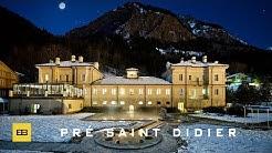 Terme di Pré Saint Didier (Aosta, North of Italy).