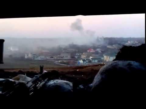 видео донбас война
