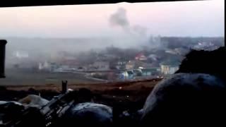 Война видео Украина Донбас  АТО Бои в Широкино YouTube