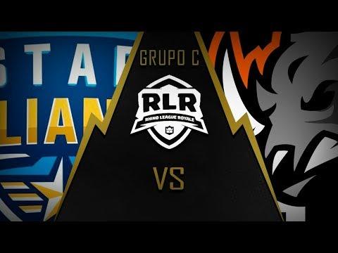 RLR Clash Royale | STAR ALLIANCE 2 VS TEAM RHINOS