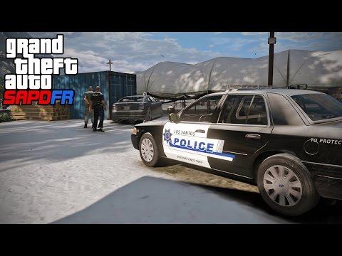 GTA SAPDFR - DOJ 31 - Roadside Murder...