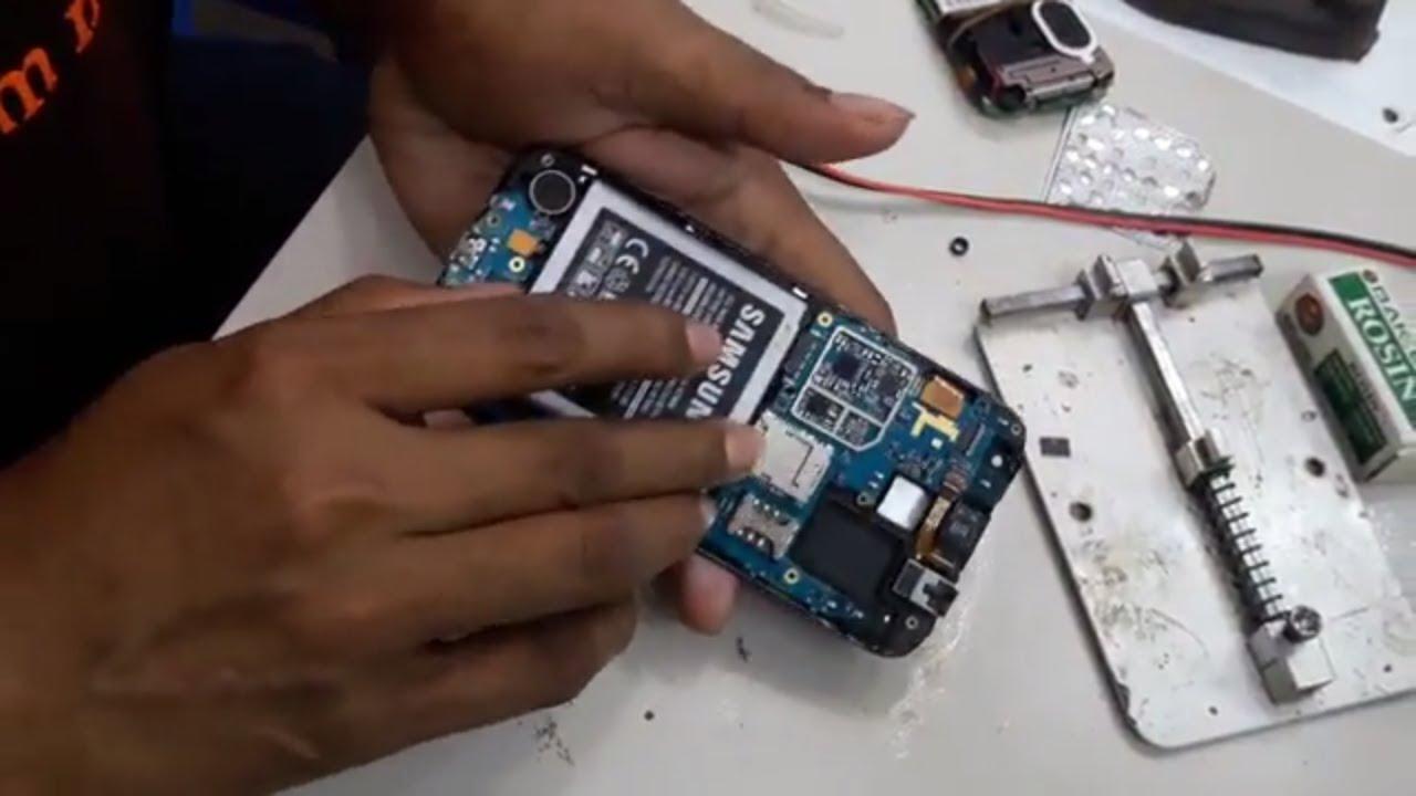 J1,J2,J5,J7, How To Repair Samsung Dead Phone Short
