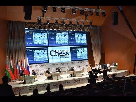 Shamkir Chess 2018