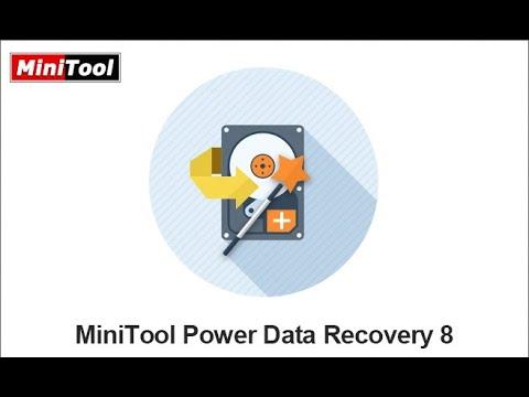 MiniTool Power Data Recovery Тест на восстановление файлов после форматирования