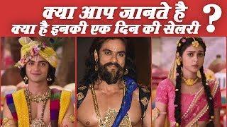 radha krishn actors salary