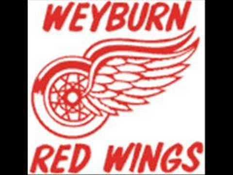 Weyburn Red Wings Goal Horn
