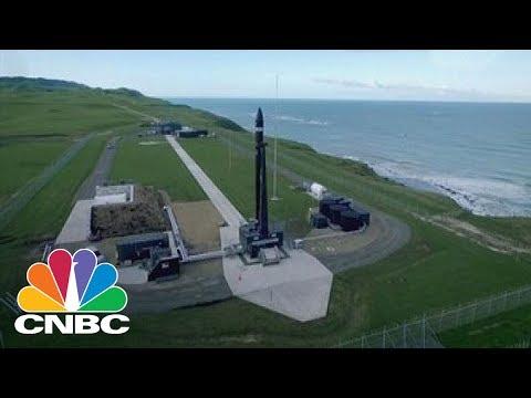 RocketLab Succeeded In Its Orbital Rocket Launch   CNBC