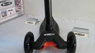 Видео обзоры MICRO Maxi T MM0013