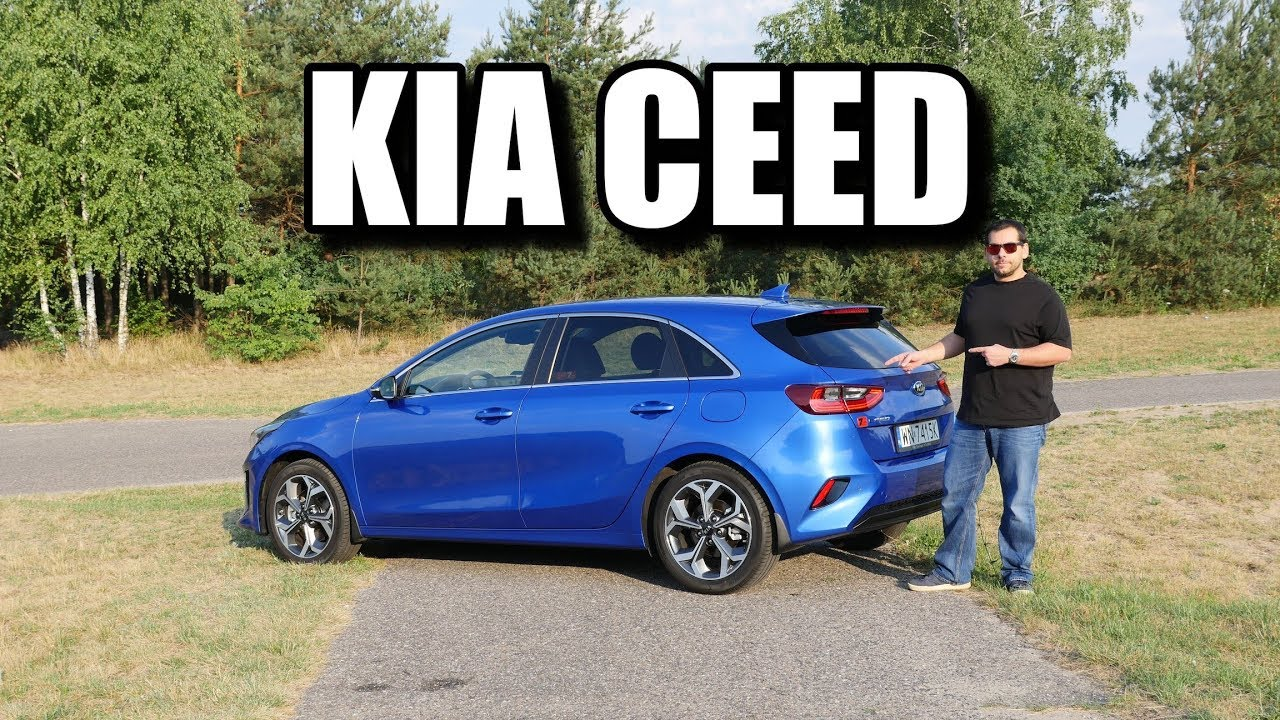 2018 Kia Ceed Golf Eng Test Drive And Review
