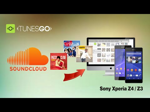 [SoundCloud to Xperia Z3+]: How to Download Music from SoundCloud to Sony Xperia Z4 / Z3+ on Mac