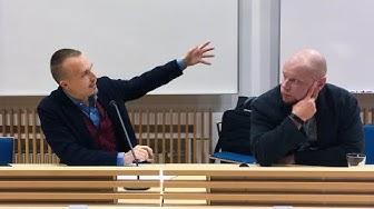 Osaammeko kiistellä politiikasta ja uskonnosta? Olli Seuri, Olli-Pekka Vainio