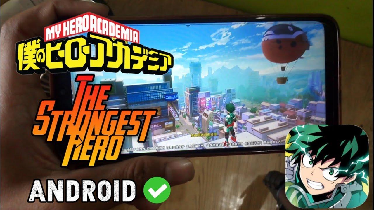[1.2GB] Download My Hero Academia: The Strongest Hero ...