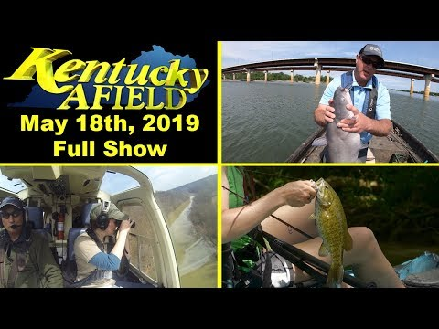 June 9th, 2018 Full Show - Reelfoot Crappie with Capps, Elk Draw