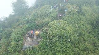 DJI MAVIC 4K 空拍 台灣 南投 東埔山 Taiwan Nantou Aerial Drone Video Yushan National Park Dongpu Mountain 2017