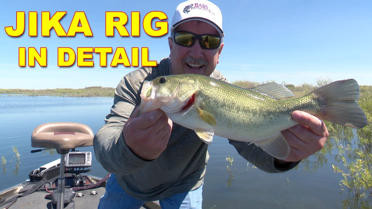 All About The Jika Rig   Bass Fishing