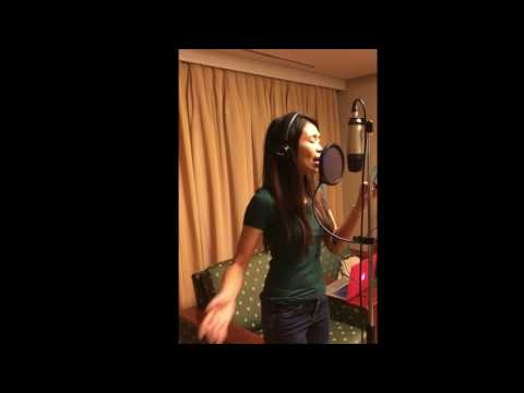 THATS WHAT LOVE IS FOR COVER BY KAINA VALDEHUEZA