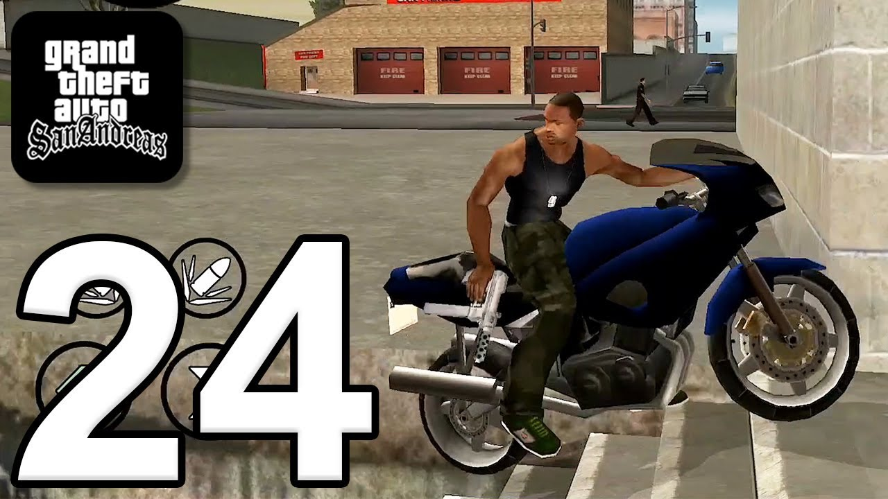 Grand Theft Auto: San Andreas - Gameplay Walkthrough Part 24 (iOS, Android) thumbnail