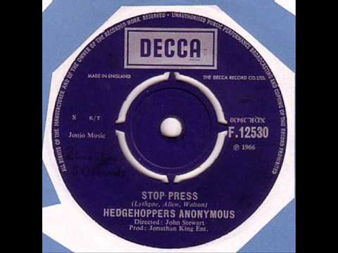 Hedgehoppers Anonymous - Stop Press.wmv