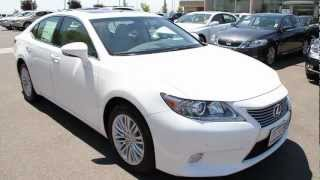 2013 Lexus ES 350 walk around Magnussen