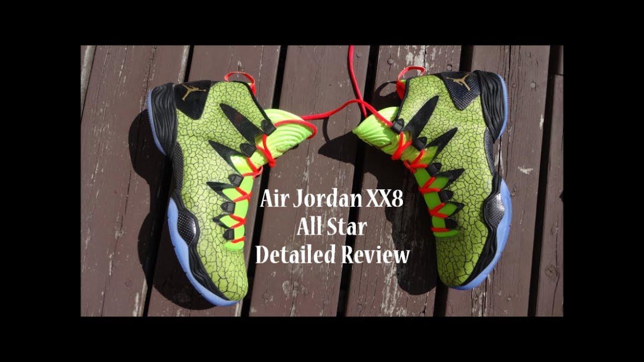 8fb7c04e501 Jordan 28 SE All Star - Detailed Review