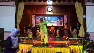 PSKPP Kebudayaan 2014 - Kuala Kangsar (Laksamana Raja di Laut & Joget Jambu Merah) Mp3