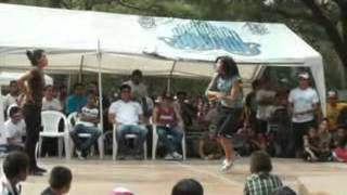DASH VS CARO FINAL BGIRL BATTLE/SUPER NATURAL STREET 2013